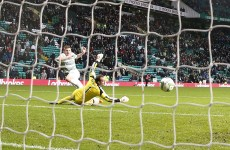 SPL: Celtic struggle to break Hearts
