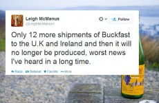 Panic ensues over spoof post about the end of Buckfast