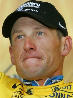 Lance Armstrong: collusion claims at the centre of probe.