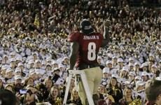 Florida State clinch title in wild finish to college football championship