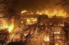Fire destroys 1,000-year-old Tibetan town