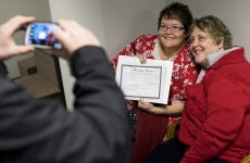 Same-sex marriage in Utah put on hold by US Supreme C