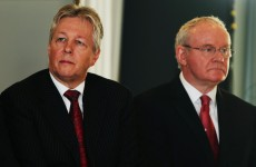 Peter Robinson slams Martin McGuinness as 'controller and dictator' over Haass talks