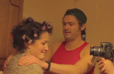 Making an adult movie… with an Irish mammy
