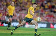 O'Connor tipped for Wallabies World Cup return