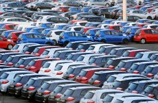 A boost from the '132′ plate, but overall drop of 6.4 per cent in new cars licensed in 2013