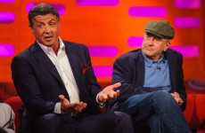 Sylvester Stallone predicts Everton will beat Norwich 17-0 today