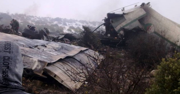 Lone survivor found after Algeria military plane crash kills 77