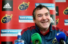 New boss Anthony Foley says new job is 'surreal'