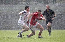 Cork stay unbeaten in Division 1 as they get the better of Kildare