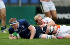 Connacht sign Leinster 'A' captain Gilsenan on loan to cover Heenan injury