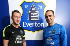 Ireland winger Aiden McGeady is 'phenomenal', says Roberto Martinez