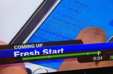 News reporter accidentally shows the world Pornhub bookmark on phone
