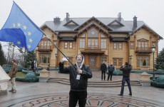 Ukraine parliament votes to oust president
