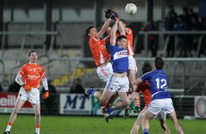 Goals from Campbell and Rafferty as Armagh blitz Laois