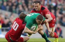 Letter To BOD – Brilliant gesture from Welsh rugby squad as they pay tribute to O'Driscoll