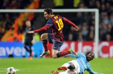 5 talking points ahead of tonight's Barcelona-Man City encounter