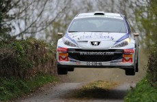 Irishman Craig Breen wins world-renowned Acropolis Rally