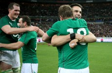Flavin: Irish players will be fighting each other to get on the plane to Argentina