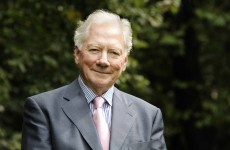 """I have no intention of taking a break"" – Gay Byrne refutes suggestion he's retiring"