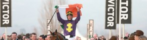 The Winner's Enclosure: Irish eyes smiling once again after Day Two