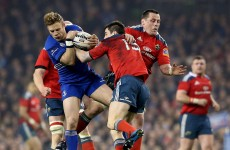 Madigan hoping to hang onto Leinster 10 jersey for Toulon quarter final