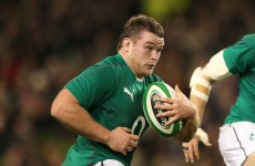 Jack McGrath ready for Six Nations start after excelling in scrummaging practice