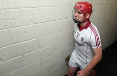Shock as goalkeeper James Skehill quits Galway hurling squad