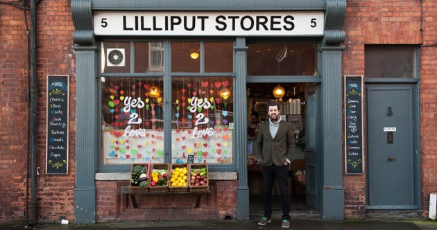 Shopfronts of Dublin: a very lovely photo project indeed