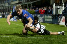 Brilliant Luke Fitzgerald brace as Leinster leave it late to clinch bonus point