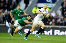 Mike Brown edges out Brian O'Driscoll for 6 Nations best player award