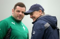 Schmidt demanding Ireland grasp opportunity in biggest game of his career