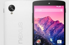 Google brings its Nexus 5 smartphone to Irish shores