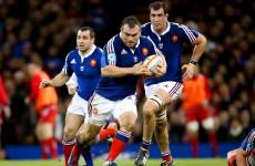 'This is not funny' – France prop Nicolas Mas walks out of press conference