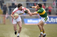 One alteration for Derry side to take on Cork as Tyrone ring the changes ahead of Kerry trip