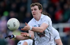 Kildare's Sean Hurley could be on the move to AFL side Fremantle next October