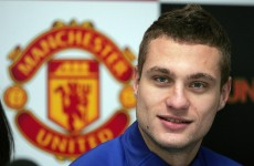 Confirmed: Nemanja Vidic will be an Inter Milan player next season