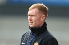 'United can reach Champions League final without RVP' – Paul Scholes