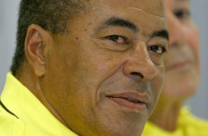 "'There are a lack of stars in Brazilian football,"" says legendary winger Jairzinho"