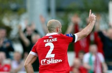 Sligo draw with Drogheda to end four-game losing streak