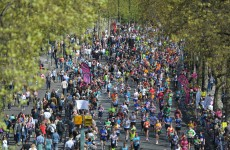 Runner dies after collapsing at finish line of London Marathon