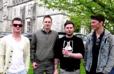 Irish lads ask unsuspecting people extremely awkward questions