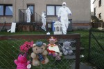 Man charged with murder of two-year-old girl in Scotland