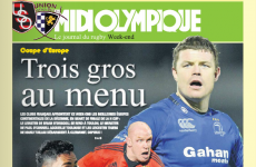 Here's what the French media are saying about the Heineken Cup weekend ahead
