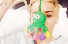 Miley Cyrus is in hospital and really hates the telly… it's The Dredge