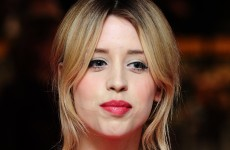 Funeral for Peaches Geldof to be held on Monday