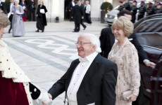 Michael D Higgins hopes England 'go all the way' at the World Cup
