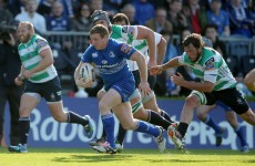 Nine-try rout of Treviso gets O'Connor's Leinster back to winning ways