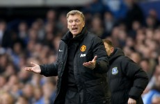 Everton punish United on Moyes' Goodison return