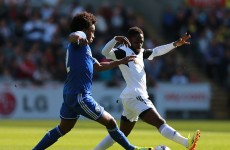 As it happened: Swansea v Chelsea, Premier League
